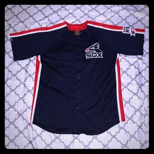buy popular 4368e 3e092 Carlton Fisk Chicago White Sox Jersey